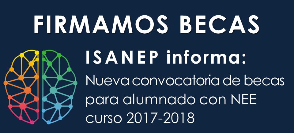 BECAS Y AYUDAS PARA ALUMNOS CON NECESIDAD DE APOYO EDUCATIVO EN CENTROS PRIVADOS