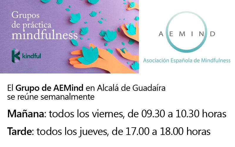 Grupo de Práctica de Mindfulness de la Asociación Española de Mindfulness (AEMind)