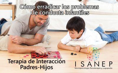 Cómo erradicar los problemas de conducta infantiles