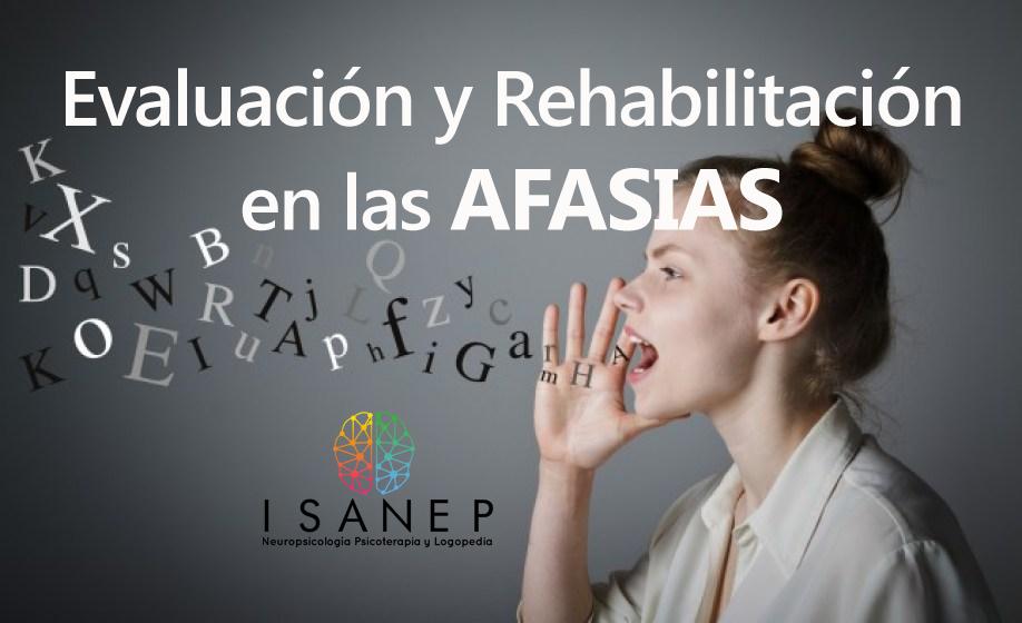 AFASIAS | TALLER PRÁCTICO DE EVALUACIÓN Y REHABILITACIÓN