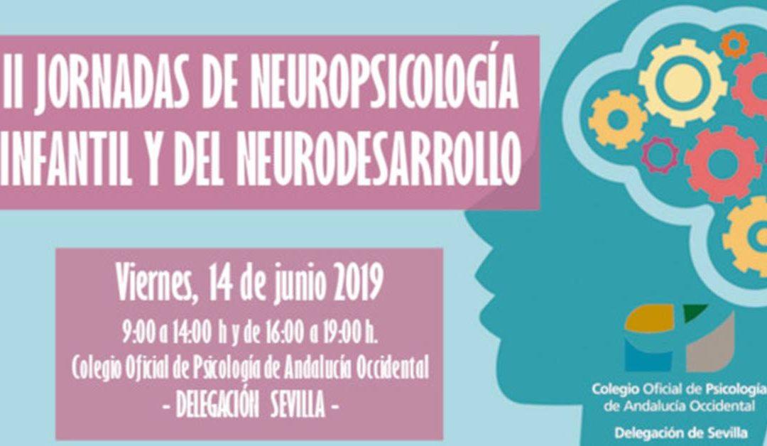 II JORNADAS DE NEUROPSICOLOGÍA INFANTIL Y DEL NEURODESARROLLO