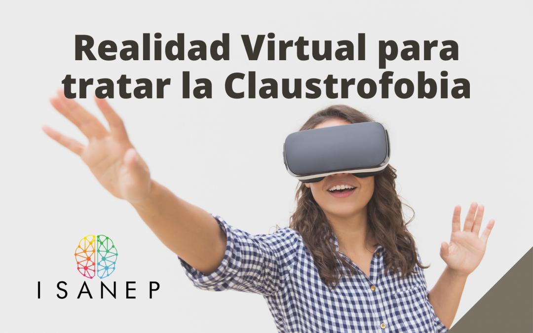 Realidad Virtual para tratar la Claustrofobia