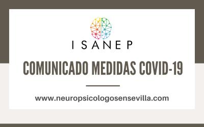 Comunicado medidas Covid-19 – ISANEP