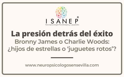 La presión detrás del éxito, Bronny James o Charlie Woods: ¿hijos de estrellas o 'juguetes rotos'?